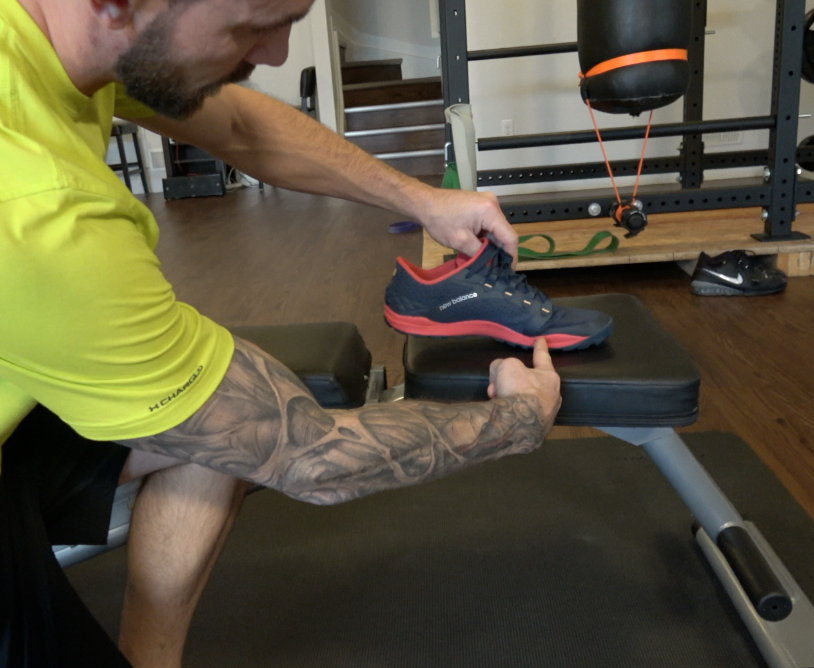 Hey Mr. Trainer… What is forefoot running?