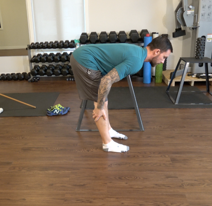 How to solve low back pain. 3 of 6. Hamstrings.